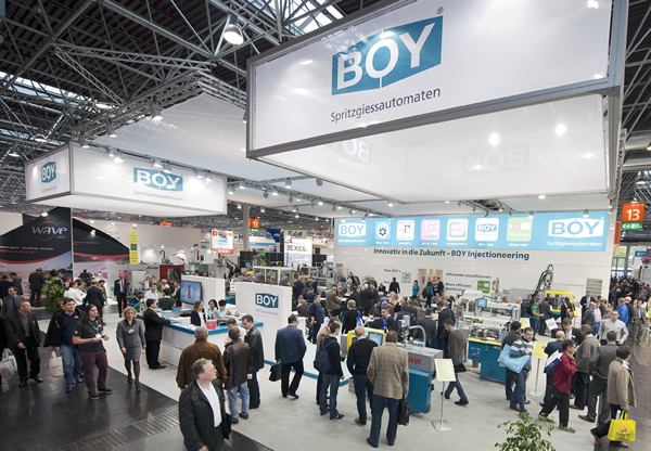 BOY at the K2013